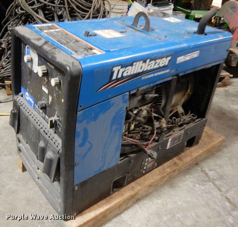 0 Miller Trailblazer 325