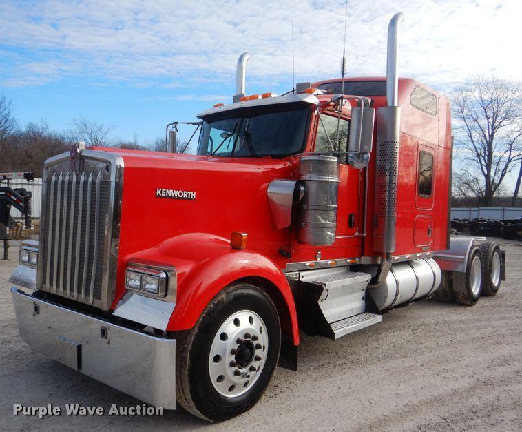 2006 Kenworth W900