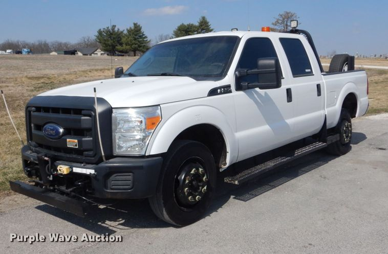 2015 Ford F250 Super Duty XL