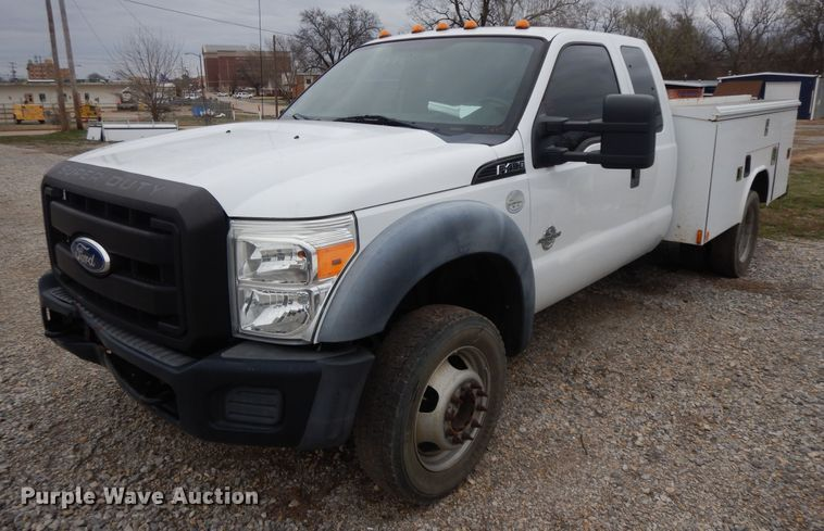 2011 Ford F450 Super Duty