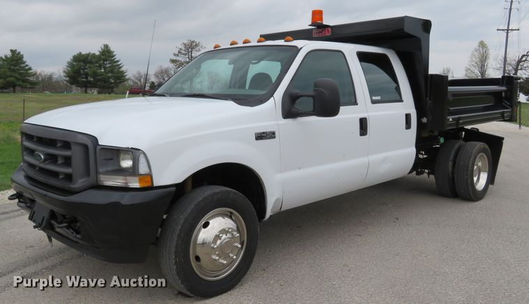 2003 Ford F450 Super Duty XL
