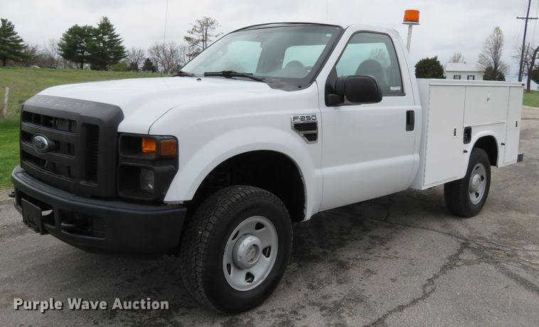 2008 Ford F250 Super Duty XL