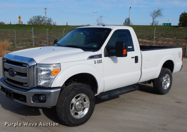 2015 Ford F250 Super Duty XLT