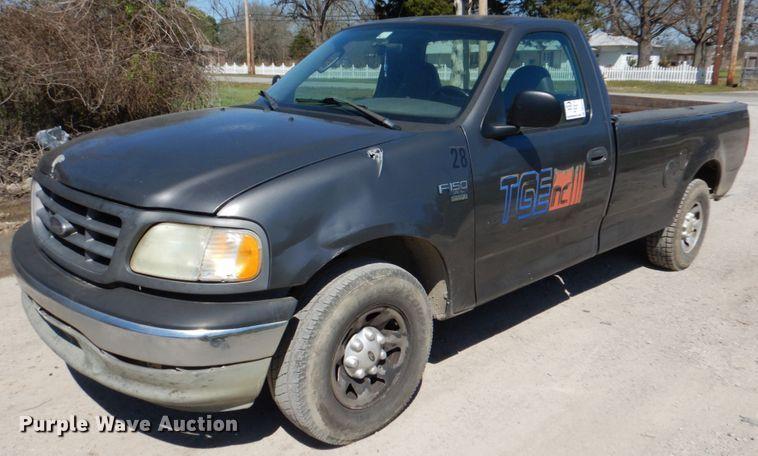 2003 Ford F150 XL