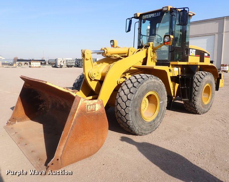 2002 CAT 938G