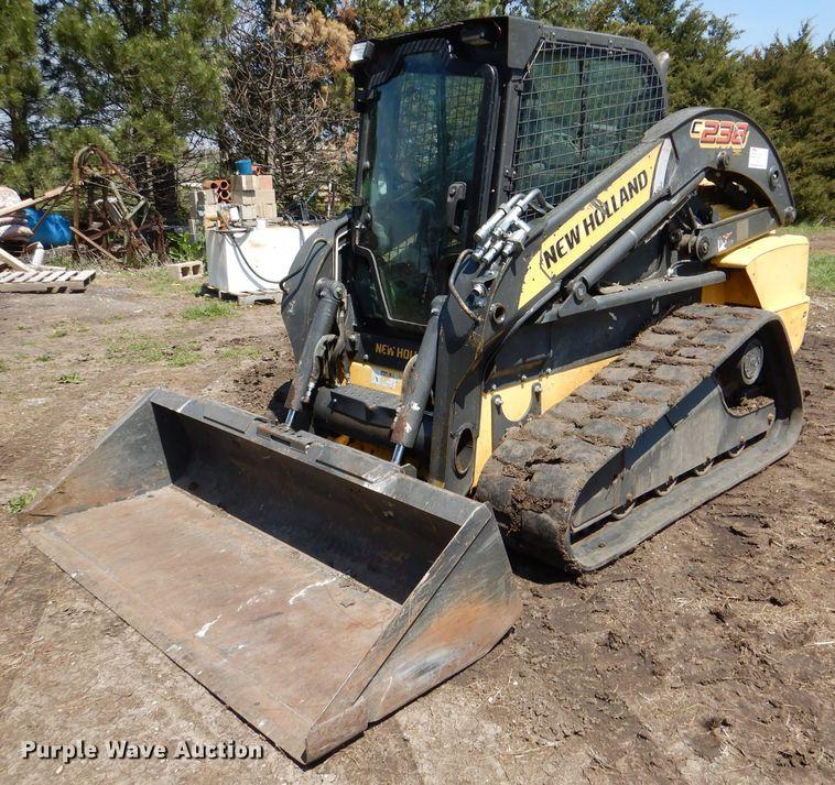 2012 New Holland C238