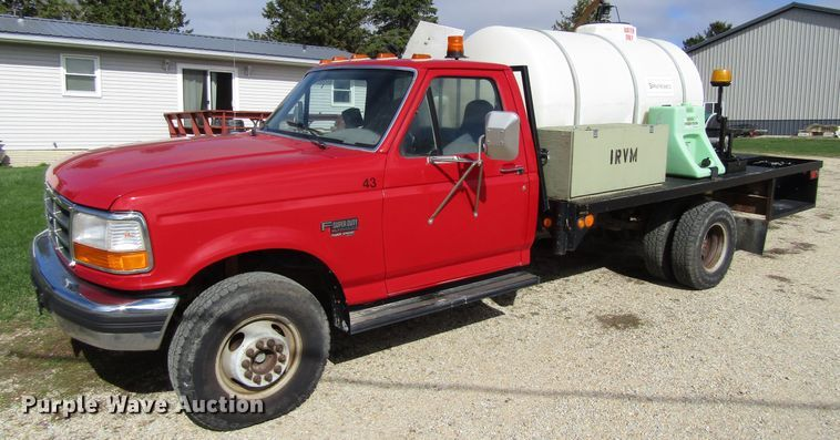 1996 Ford F450 Super Duty