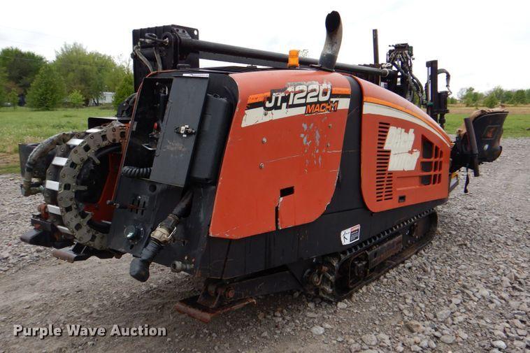 2006 Ditch Witch JT1220 MACH 1