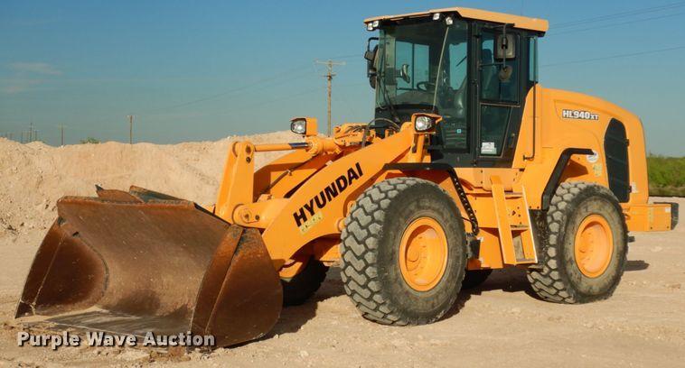 0 Hyundai HL940XT