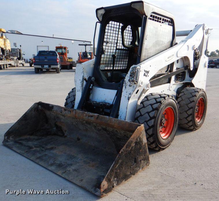 2016 Bobcat S750
