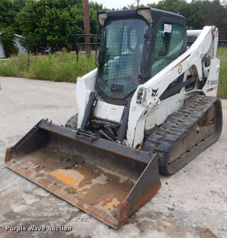 2012 Bobcat T650